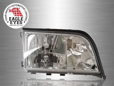 Mercedes Benz W140 Crystal Head Lamp 91~98