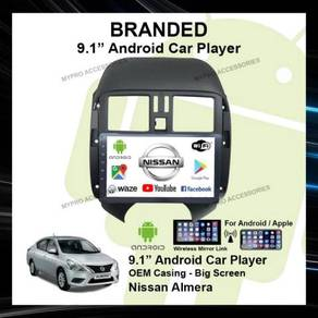 NISSAN ALMERA Android Wifi Car Player