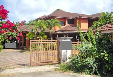 Detached/bungalow taman chendering - kuala terengganu(dc10037544)