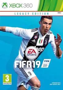 Xbox 360 fifa 19 (offline)