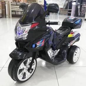 Motor Police ride for kids Offer fun