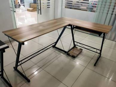 Abby workdesk 120x48 brown