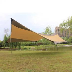 Camping flytop canopy tent