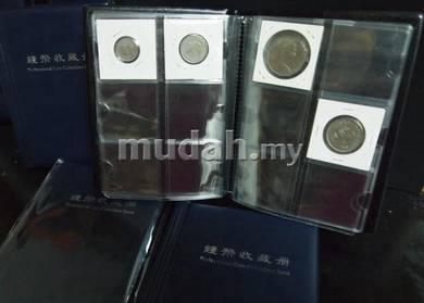 PCCB Coin Holder Album 6 X 10