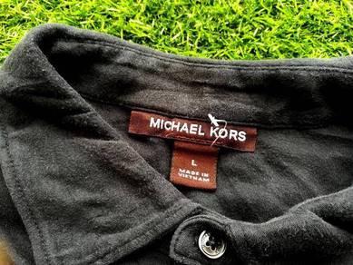 Original MICHEAL KORS double pocket t shirt kueii