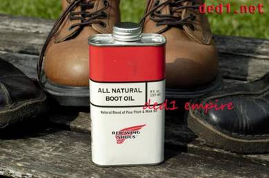 REDWING SHOES - cecair perapi