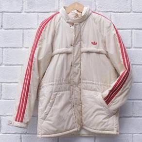 Size M Vintage ADIDAS Jacket with Hoodie
