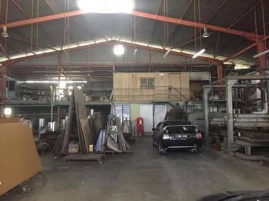 Kampung Jawa Jalan Kebun Factory Warehouse Shah alam