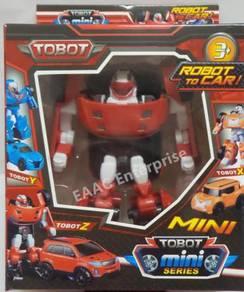Tobot Z Transformation Robot Car Transformer Car