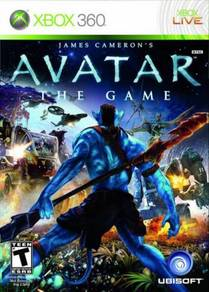 Xbox 360 : avatar (offline)
