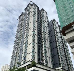 [ FREEHOLD ] Residential Condominium, Semarak Api, Setapak [100% Loan]