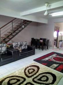 WELL KEPT Double Storey Terrace House Garden Avenue Seremban 2