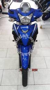 Honda wave alpha / sport bonus / (motor wanted)