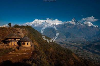8d7n Cycling and Rafting Himalayas Nepal Tour