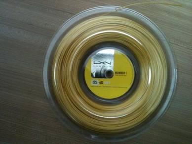 Luxilon 4g soft tennis strings