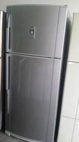 Peti Big Recon Freezer Refrigerator Sharp Fridge