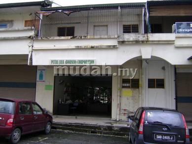 Putra Jaya shop At Telipok, Kota Kinabalu