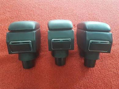 Nissan almera arm rest console box 280