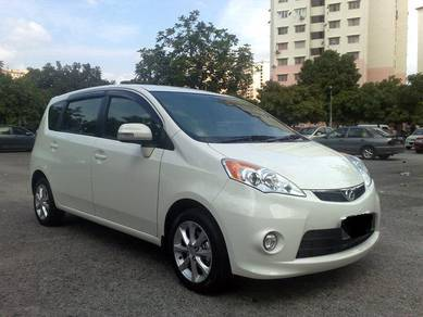 Perodua Alza for rent
