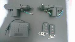 24 V Lorry Alarm High Quality Full Set