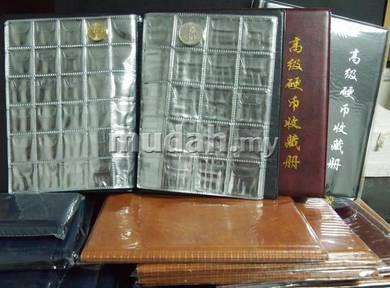 250 Pockets Coin Album