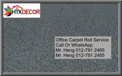 Classic Plain Design Carpet Roll with Install Q8MQ