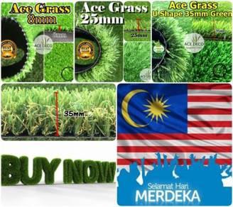Premium Artificial Grass / Rumput Tiruan 09