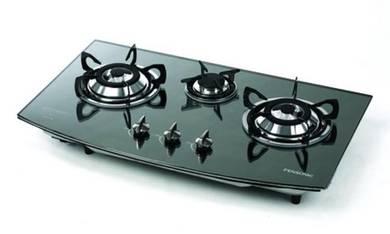 Pensonic 3 burner built in hob ( gas cooker )
