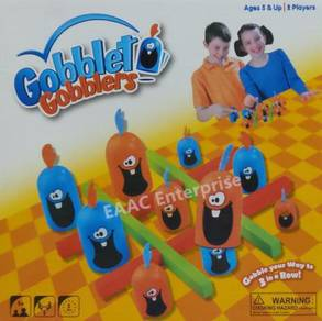 Gobblet Gobblers Tic Tac Toe Funny & Eudactional