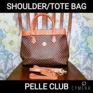 Shoulder/ Tote Bag Pelle Club