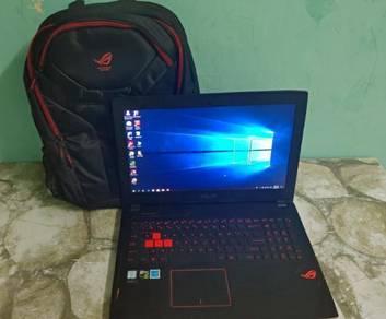 Laptop ASUS ROG STRIX i.7 16gb ram