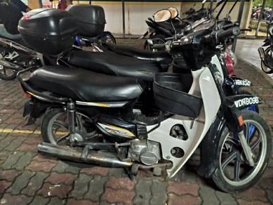 1995 or older Honda EX5