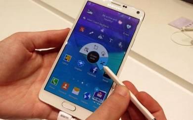 Samsung {note 4}