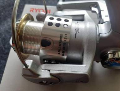 Ryobi applause vs made in japan spinning reel