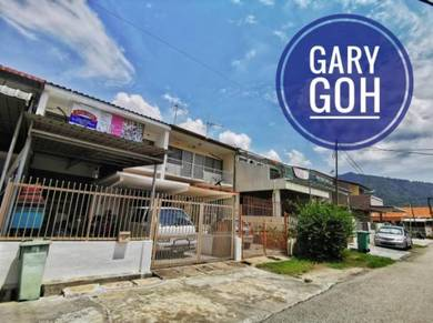 2 Storey Terrace 2000sqft Lorong Zoo Air Ayer Itam Freehold
