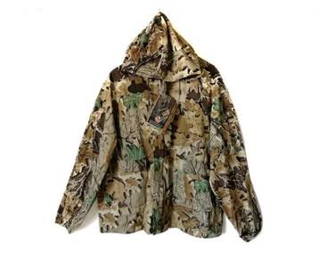 Advantage Camouflage Ducks Hunt Waterproof Jacket