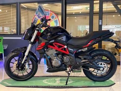Naked bike 249/250 readystock (offer murah)