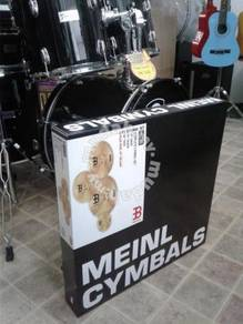 Complete Cymbal Set 5 pcs (Meinl)