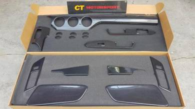 Ford Mustang 2015 Dry Carbon Interior Deco Set