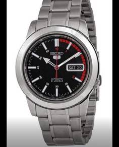 Seiko 5 sports automatic mens watch snkk31k1