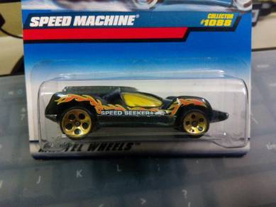 1999 Hotwheels Speed Machine / Speed Seeker