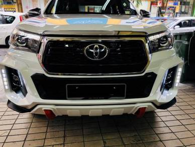 Toyota Hilux 2018 Rocco Bodykit body kit drl led