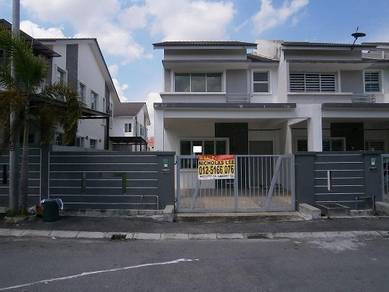 Double Storey Inter Corner at Bandar Baru Sri Klebang