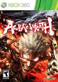 Xbox 360 asura wrath