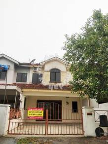 2 Storey House facing field near to Kampar Tesco, 0 downpayment