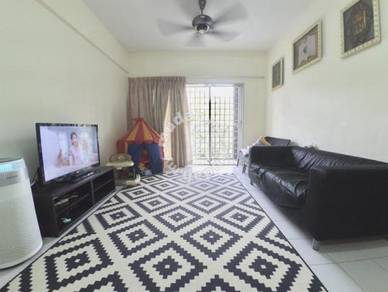 RENO🔥LIFT🔥 Kondominium Pelangi Sg. Merab Kajang Near Putrajaya
