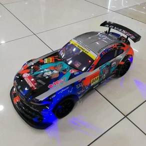 RC Drift & speed Car 1:10 With Remote 4wd 2.4 GHZ