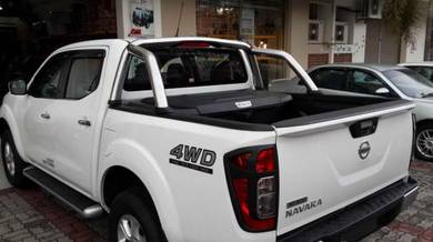 Nissan navara np 300 roll bar