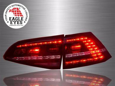 VW Golf 7 LED Tail Lamp 13~17