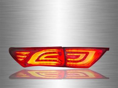 Harrier LED Light Bar Tail Lamp 14~17